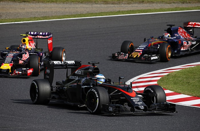 F1 – Alonso envergonhado e frustrado depois do GP do Japão