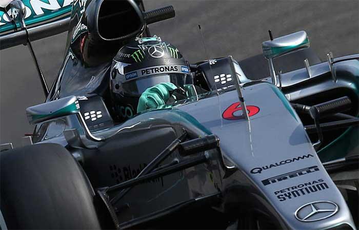 F1 – Mercedes restabelece a verdade no TL3 do Japão