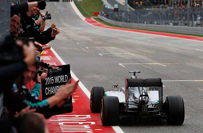 Calendário da Formula 1 2016