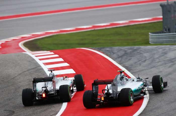 F1 – Mercedes não vai discutir incidente entre os pilotos, diz Lauda