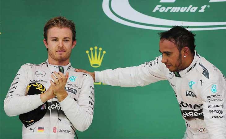 F1 – Hamilton afirma que outros só ganham quando ele erra