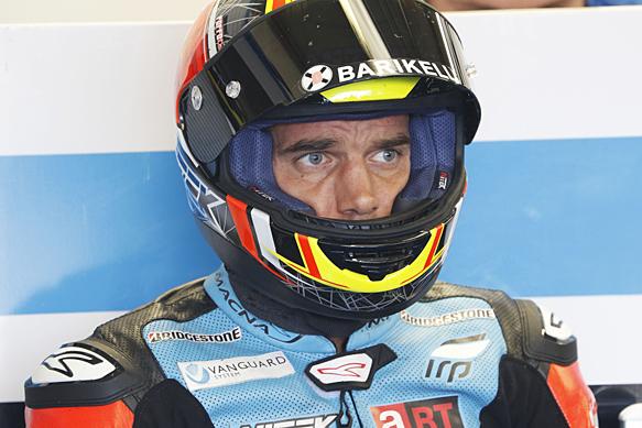 MotoGP – De Angelis agora está alerta e consciente