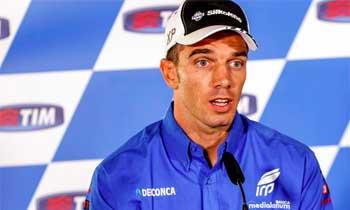 MotoGP – Condição de Alex de Angelis melhorou, segundo os ...