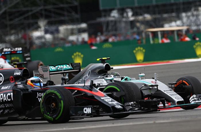 McLaren-Honda e Mercedes