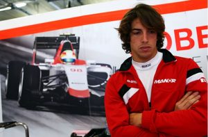 F1 – Merhi prefere correr na GP3 a ser um piloto reserva