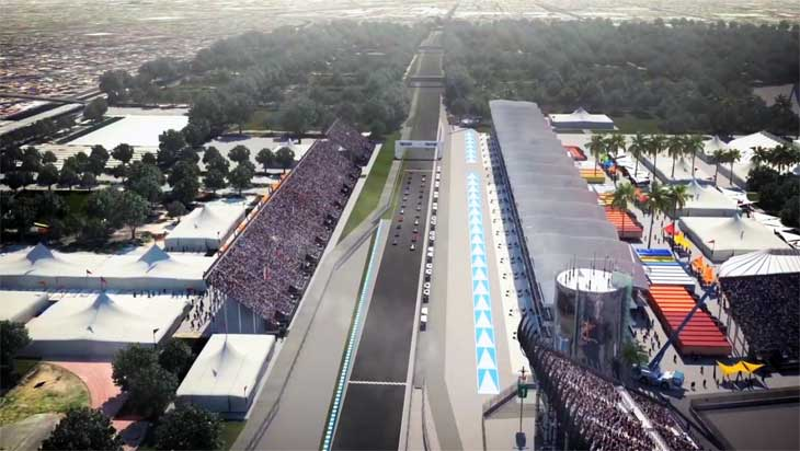 F1 – GP do México 2015 – Preview Autoracing