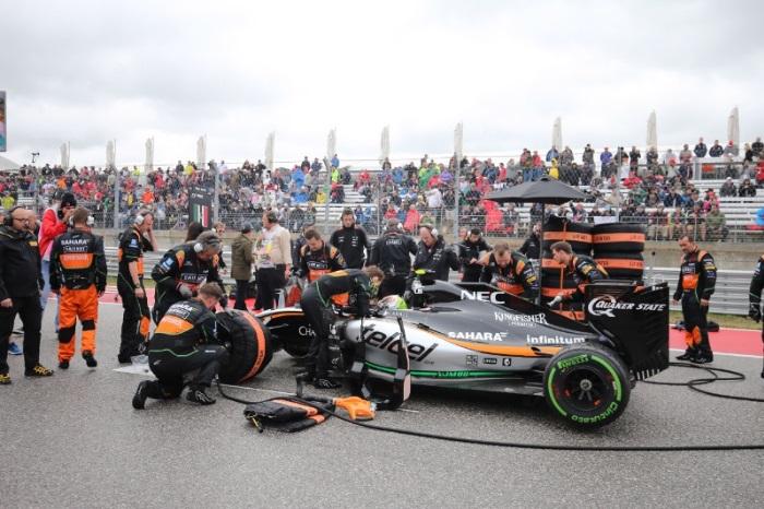 F1 – Mallya: Force India não está aproveitando as oportunidades