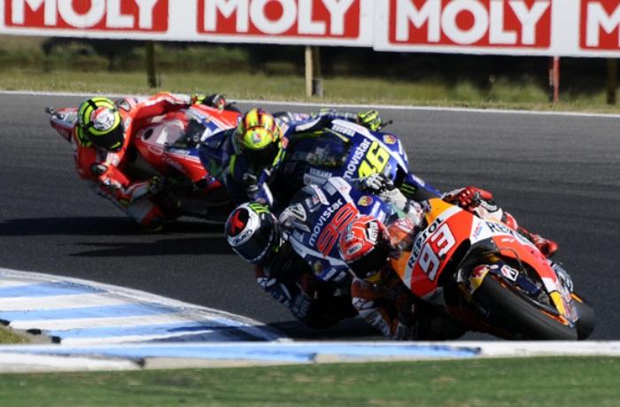 MotoGP – Pilotos consideram o GP da Austrália como a melhor ...