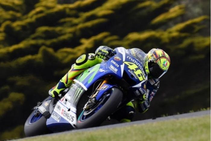 "MotoGP – Rossi focado na ""importante"" corrida em Sepang"
