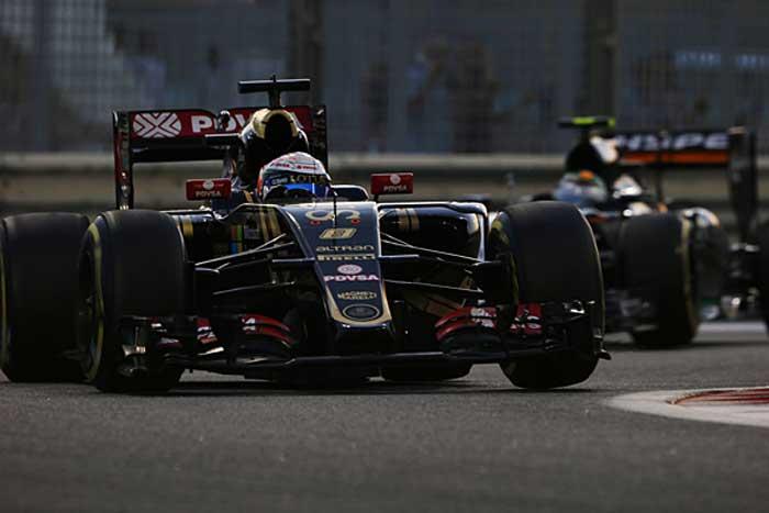 F1 – Atraso da Renault torna a vida da Lotus difícil