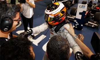 GP2 – Vandoorne quebra recorde com vitória em Abu Dhabi