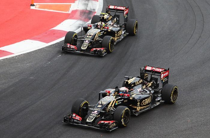 F1 – Lotus estendeu limites da confiabilidade em 2015