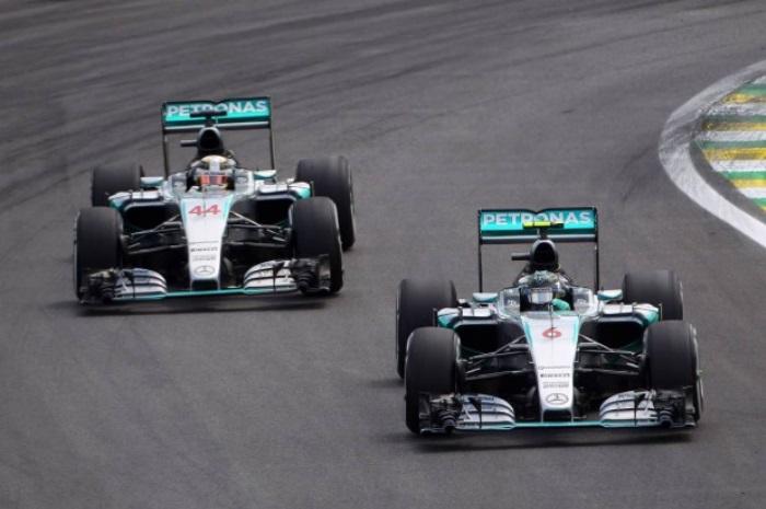 F1 – Hamilton aponta que rivalidade com Rosberg não prejudica a ...
