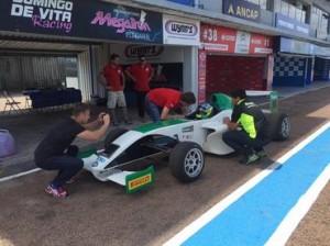 F4 Sul- americana testou novos pilotos para 2016