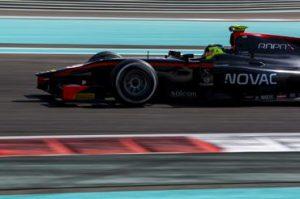 GP2 – Negrão confirma bom teste na despedida de Abu Dhabi