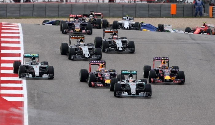 Formula 1 vencedores