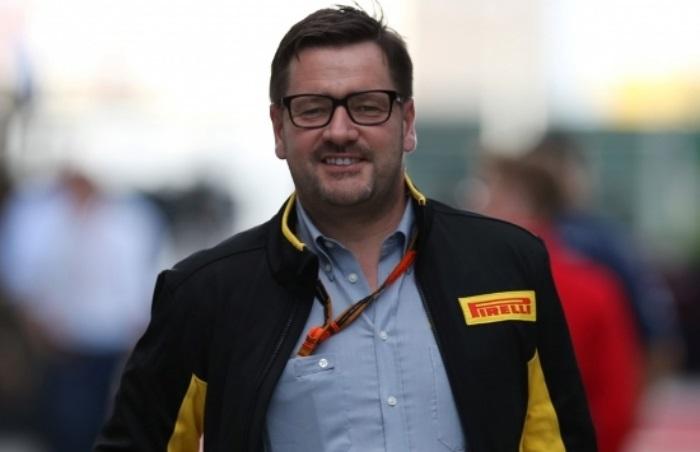 Paul Hembery da Pirelli