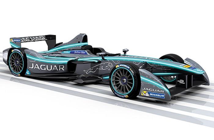 Jaguar volta ao automobilismo com a Fórmula E