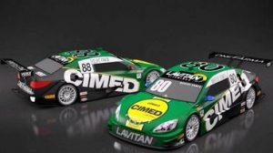 Layout dos carros de Marcos Gomes e Felipe Fraga para 2016