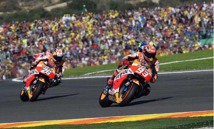 MotoGP – Honda projeta um novo motor para 2016