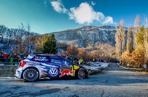 Sebastien Ogier no WRC
