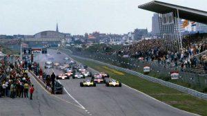 GP da Holanda em Zandvoort - 1982