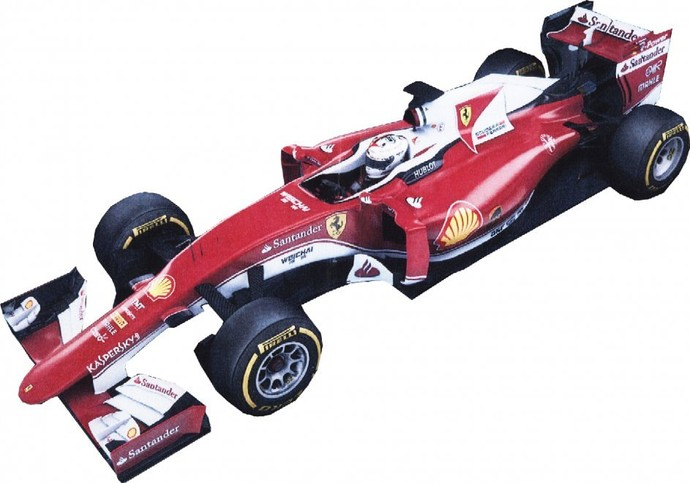 Possível Ferrari de 2016