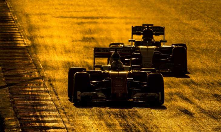 F1 ao vivo: Teste de pré-temporada em Barcelona 2016 – dia 3