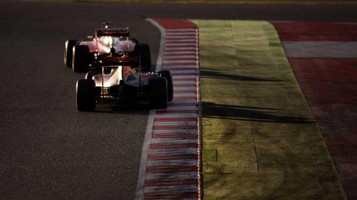 F1 ao vivo: Teste de pré-temporada em Barcelona 2016 – dia 8