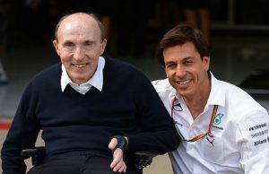 Sir Frank Williams e Toto Wolff