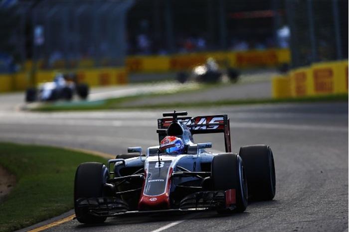 F1 – Grosjean: Haas vai aprender com má exibição no GP da China