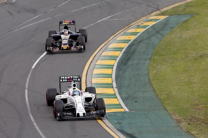 Williams e Toro Rosso