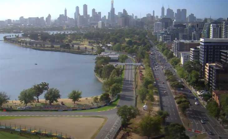 Melbourne Park - Austrália