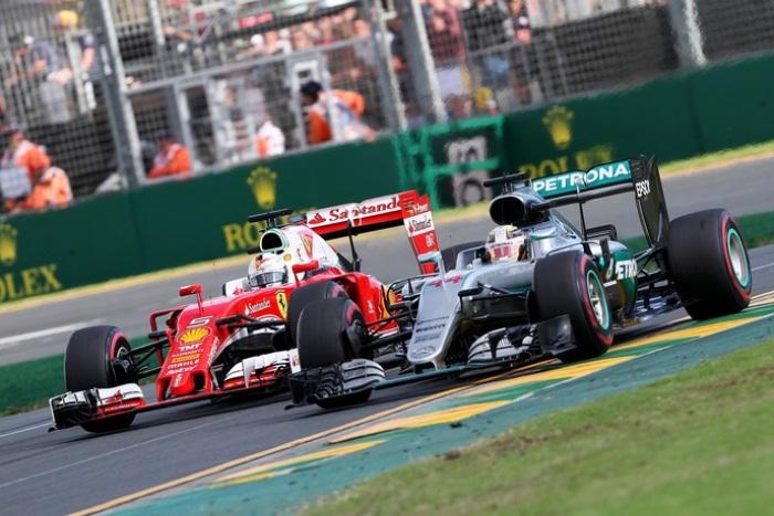 F1 – Mercedes espera a Ferrari ainda mais próxima no Bahrain