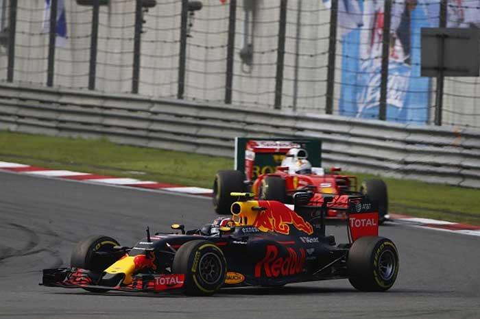 Red Bull e Ferrari