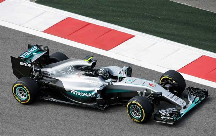 F1 – Rosberg dá o troco e fecha sexta-feira na frente em Barcelona