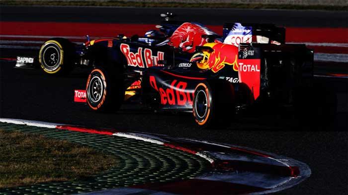 Toro Rosso e Red Bull