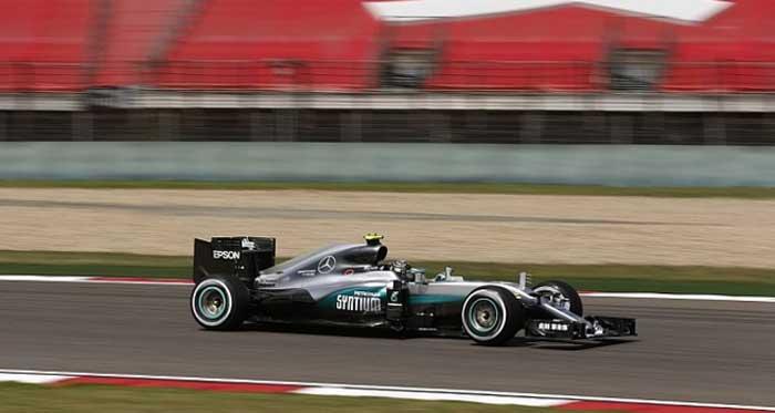 F1 – Rosberg domina primeiro treino livre na Rússia