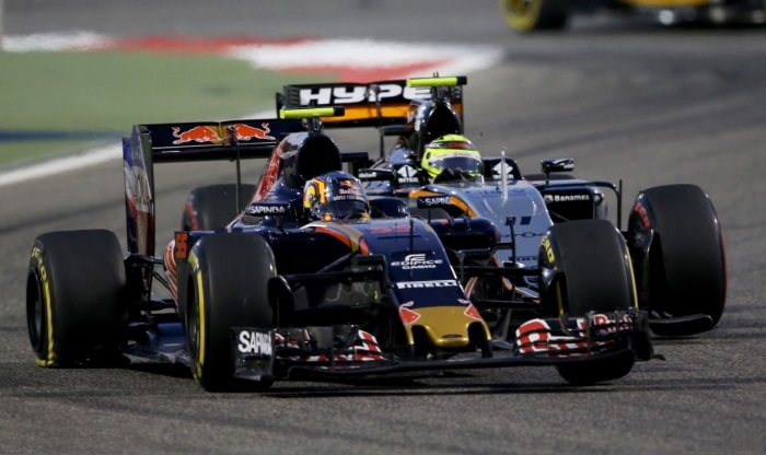 Toro Rosso e Force India