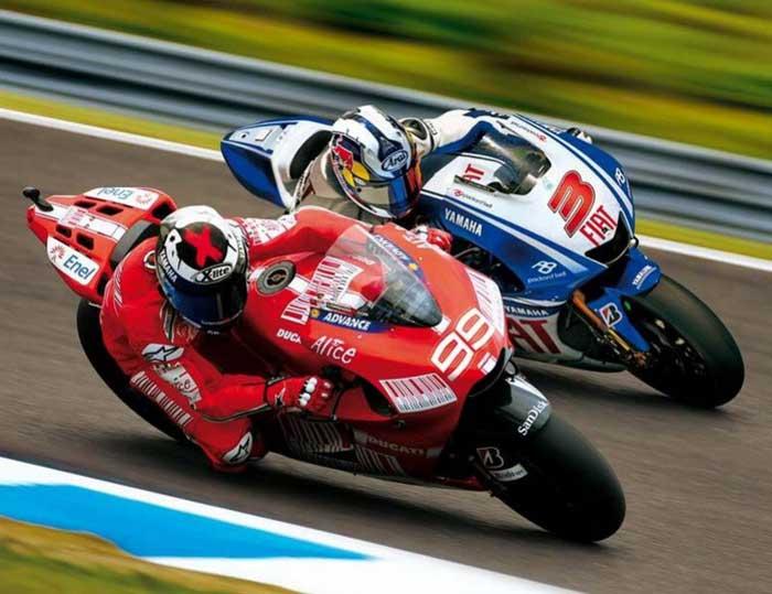 Lorenzo e Ducati