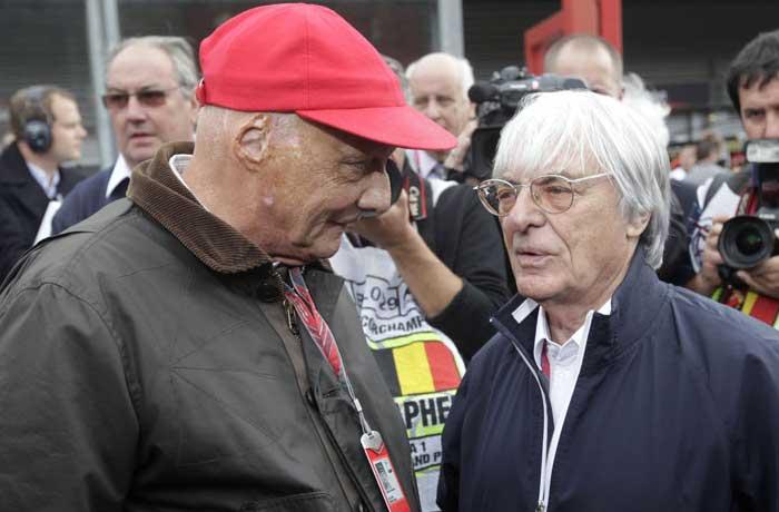 F1 – Lauda: Substituir Ecclestone não é fácil