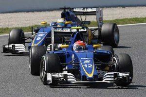 Felipe Nasr e Marcus Ericsson