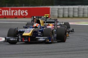 GP2 – Lynn vence corrida curta encerrada com acidente em ...