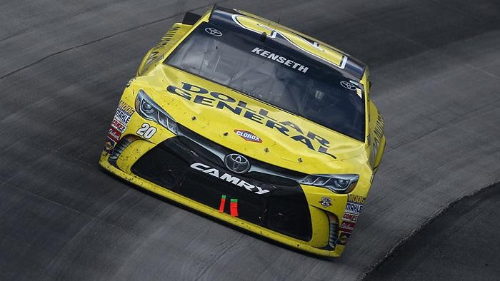 NASCAR16-Matt Kenseth
