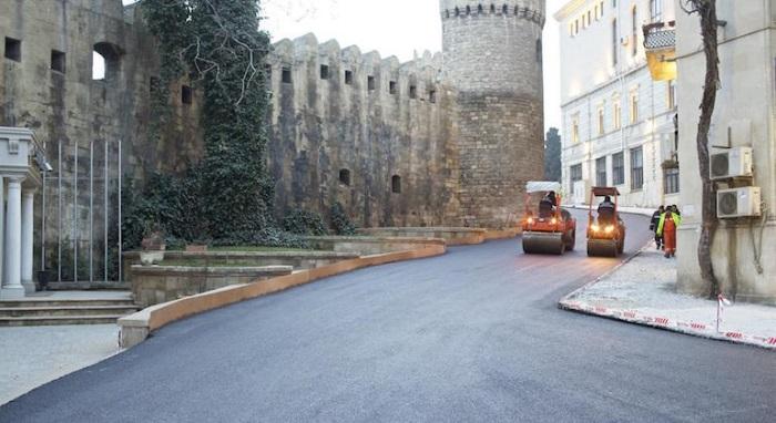 Curva 8 de Baku, Azerbaijão