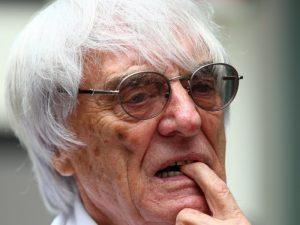F1 – Grand Prix em Londres seria fantástico, diz Ecclestone