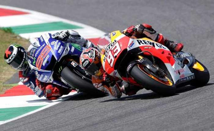 MotoGP – Efeito giroscópico