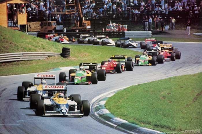 GP da Áustria de 1987