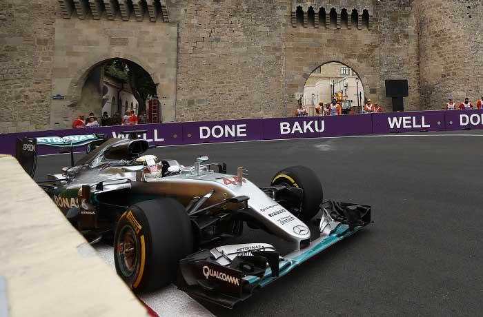 F1 – Truque de pressão dos pneus da Mercedes é revelado