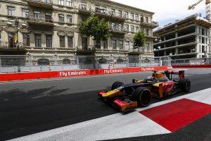 GP2 – Giovinazzi vence primeira corrida acidentada no Azerbaijão